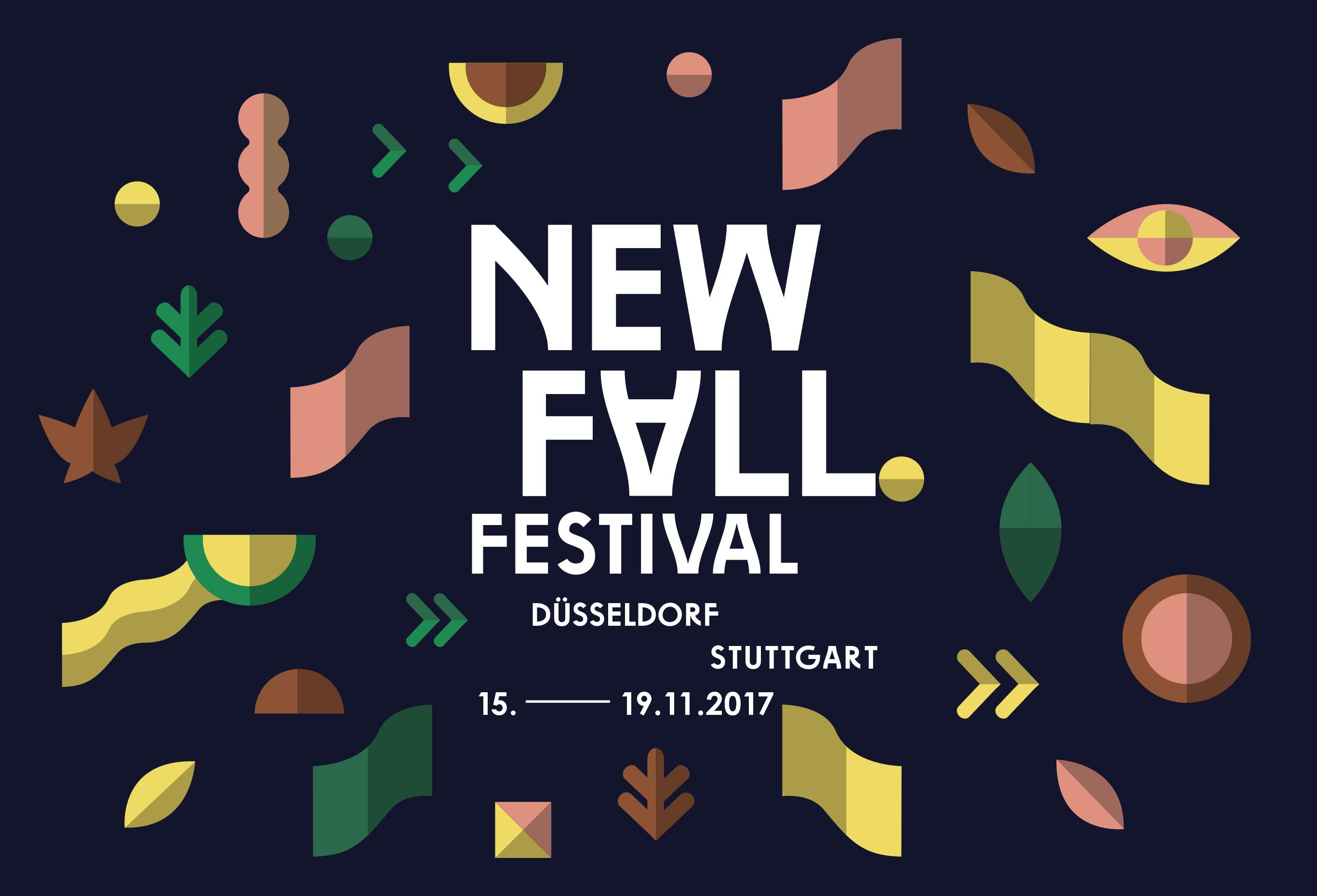 NEW FALL FESTIVAL 2017