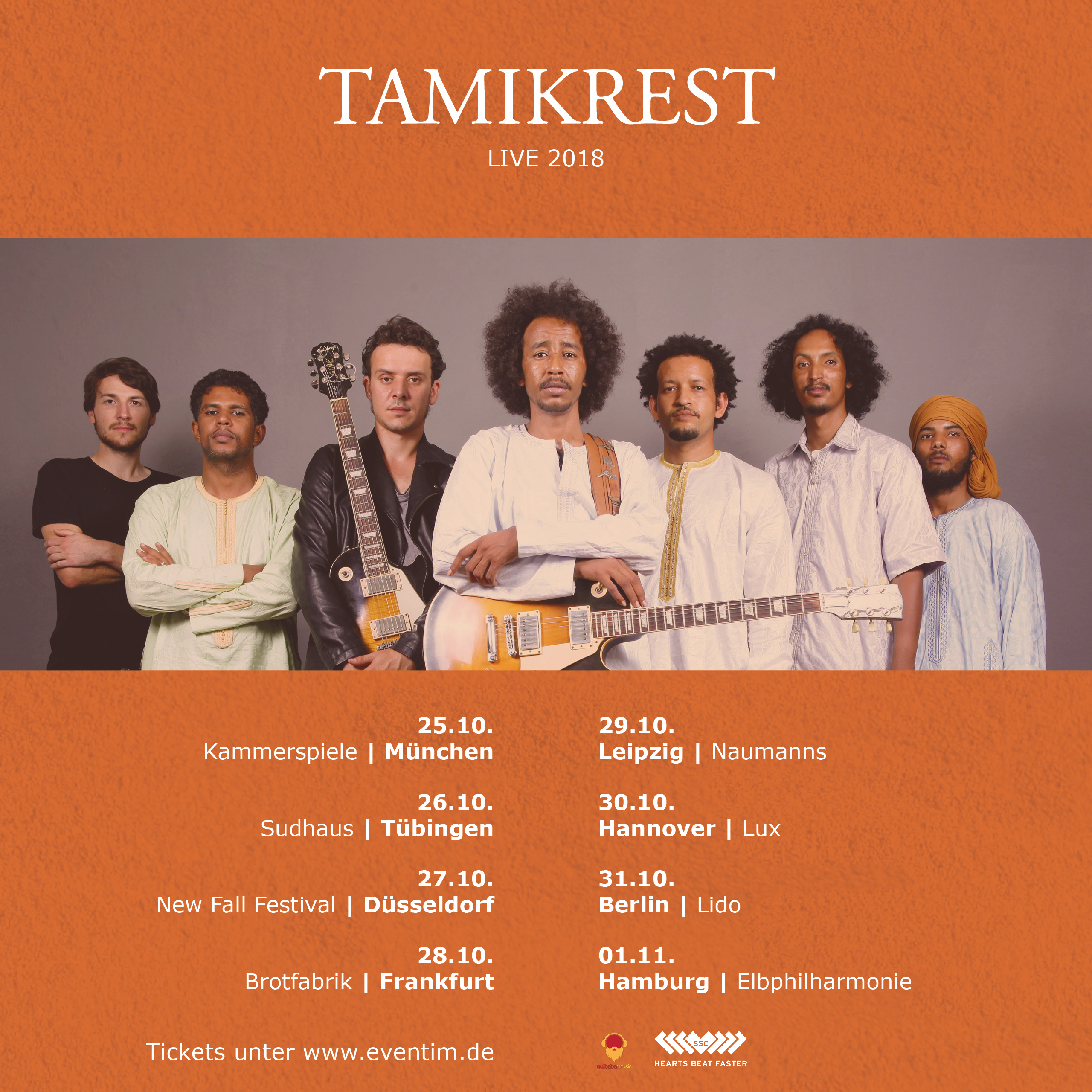 Tamikrest Tour 2018