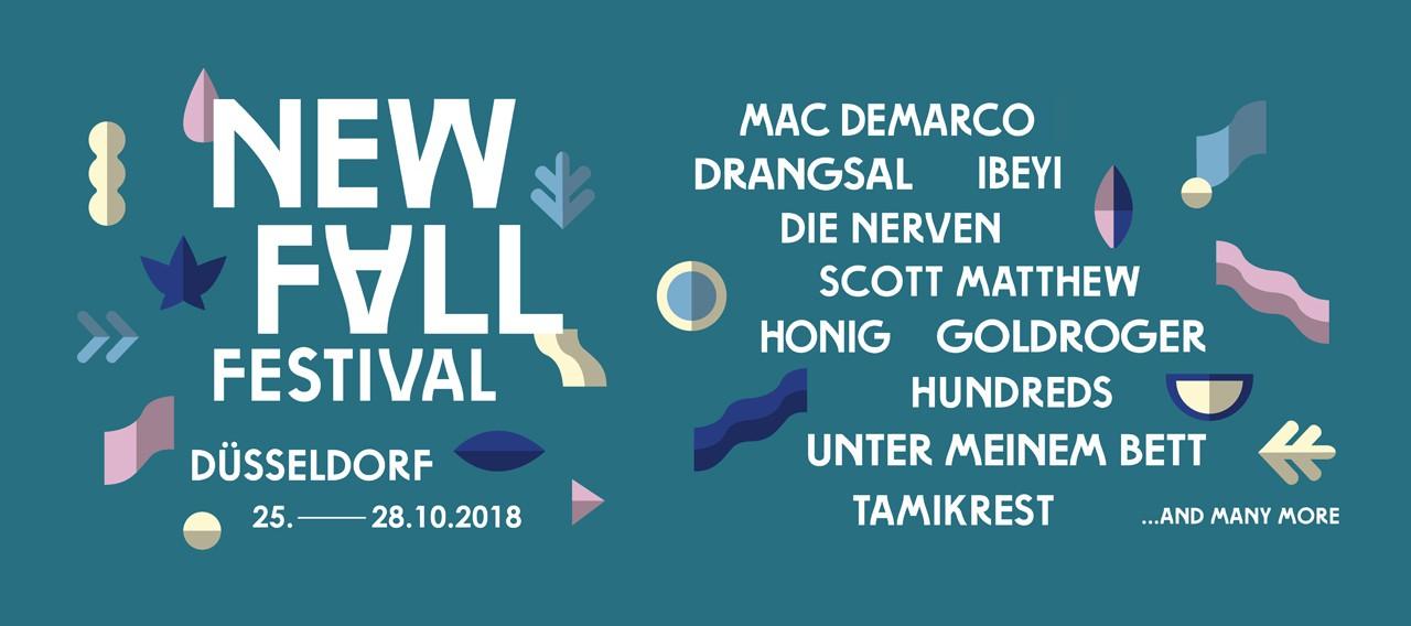 New Fall Festival 2018