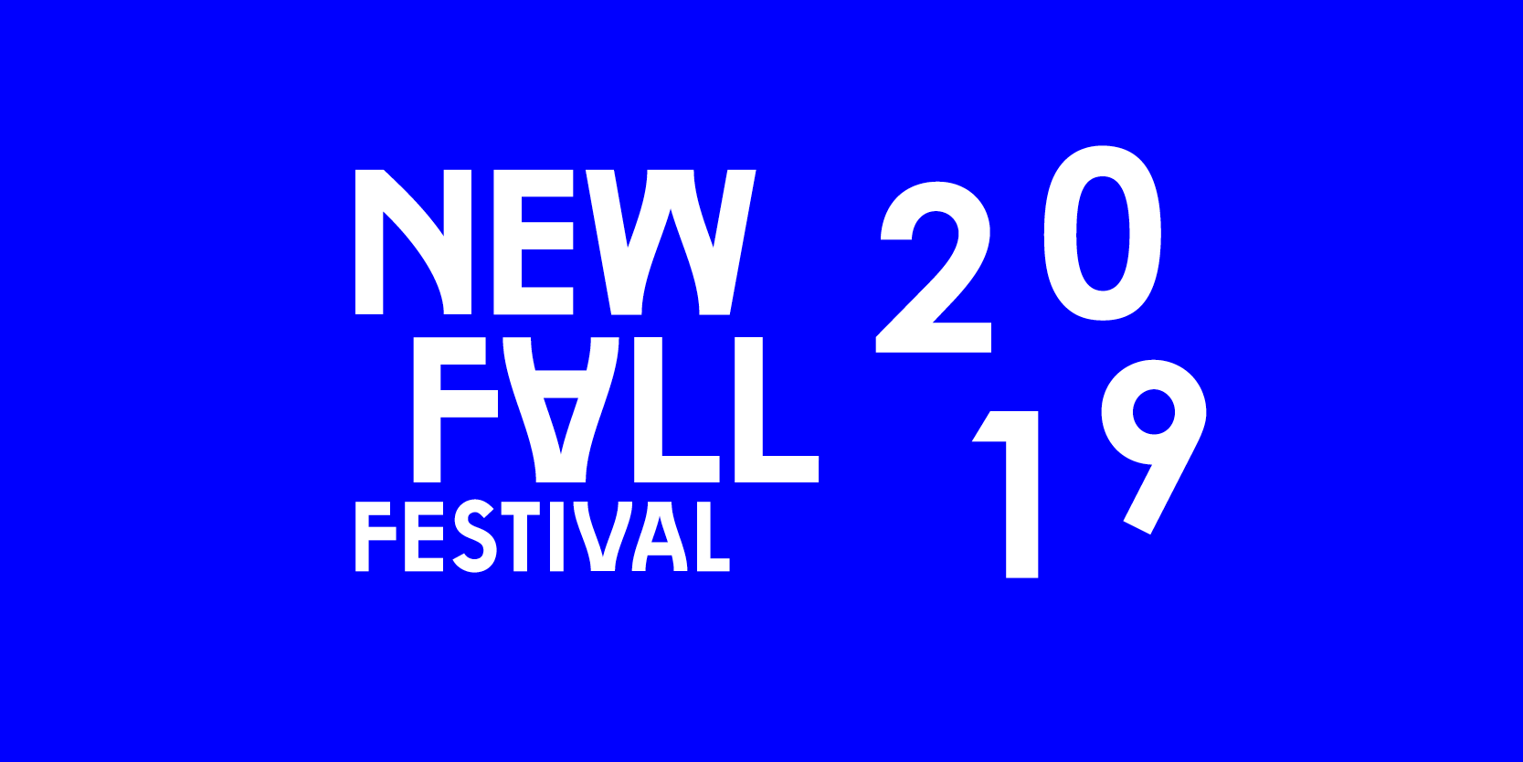 New Fall 2019