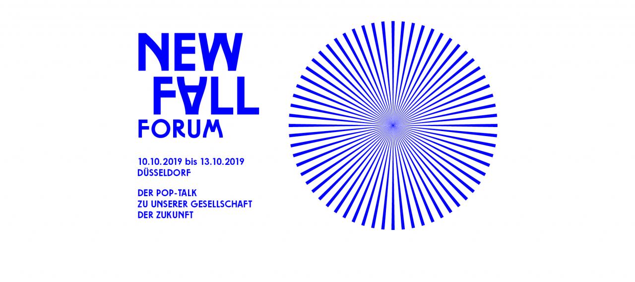 New Fall Forum – Der Pop-Talk zu unserer Gesellschaft der Zukunft